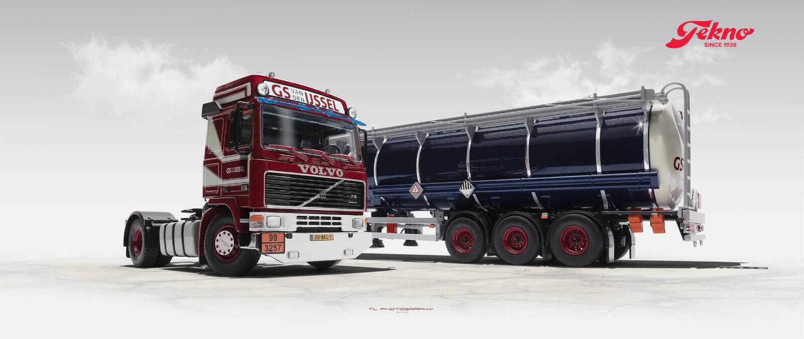 garantía de crédito Tekno 74171 IJssel, IJssel, IJssel, van den volvo f16  oferta especial