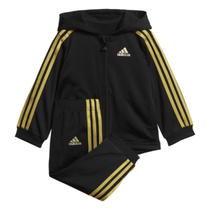 Details zu Adidas, Baby Jogger Shiny Trainingsanzug Jacke Hose Set, Kombi. DV1244