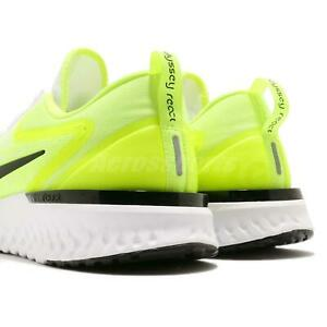 Details about Nike Mens Odyssey React Running Shoes Neon Yellow White  AO9819-103 Sizes 12 NIB