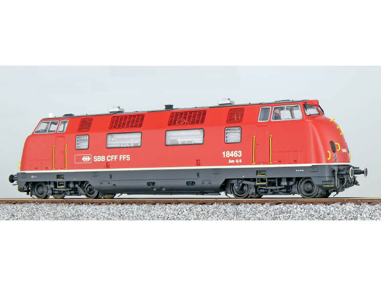 alto descuento Esu 31332 diesellok diesellok diesellok el 4 4 SBB DC AC Digital Sound h0  mejor moda
