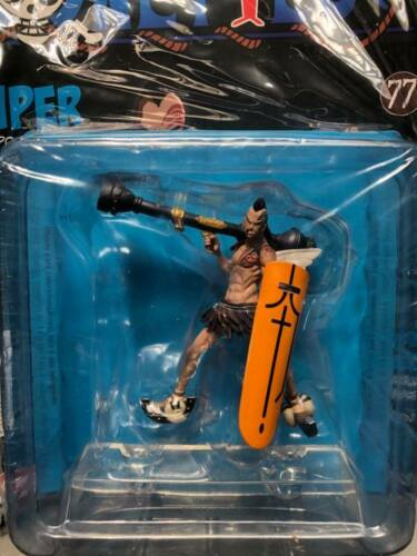 Action Figure One Piece Collection Collezione Miniature n 77 Wiper