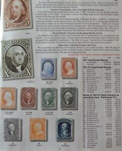 USA-CATALOGUE-2019-Mint-form-1847-to-2018-with-Airmail-Parcel-Special-handling