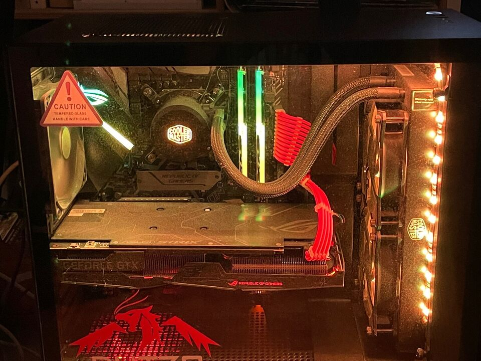 Andet mærke, Dutzo Deluxe Power, I5 9400f Ghz