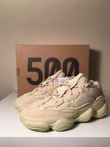 7013a46f261 Adidas Yeezy 500 Super Moon Yellow DB2966 100% Authentic supermoon ...