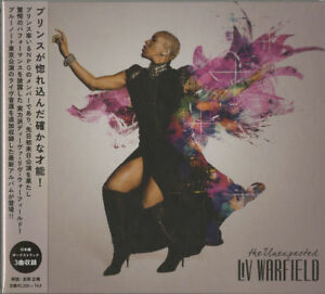 LIV-WARFIELD-THE-UNEXPECTED-IMPORT-CD-WITH-JAPAN-OBI-F56