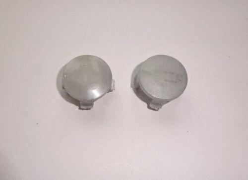 2x Quinny Buzz pièces gris bouton clip pour châssis//cadre Recline siège unité