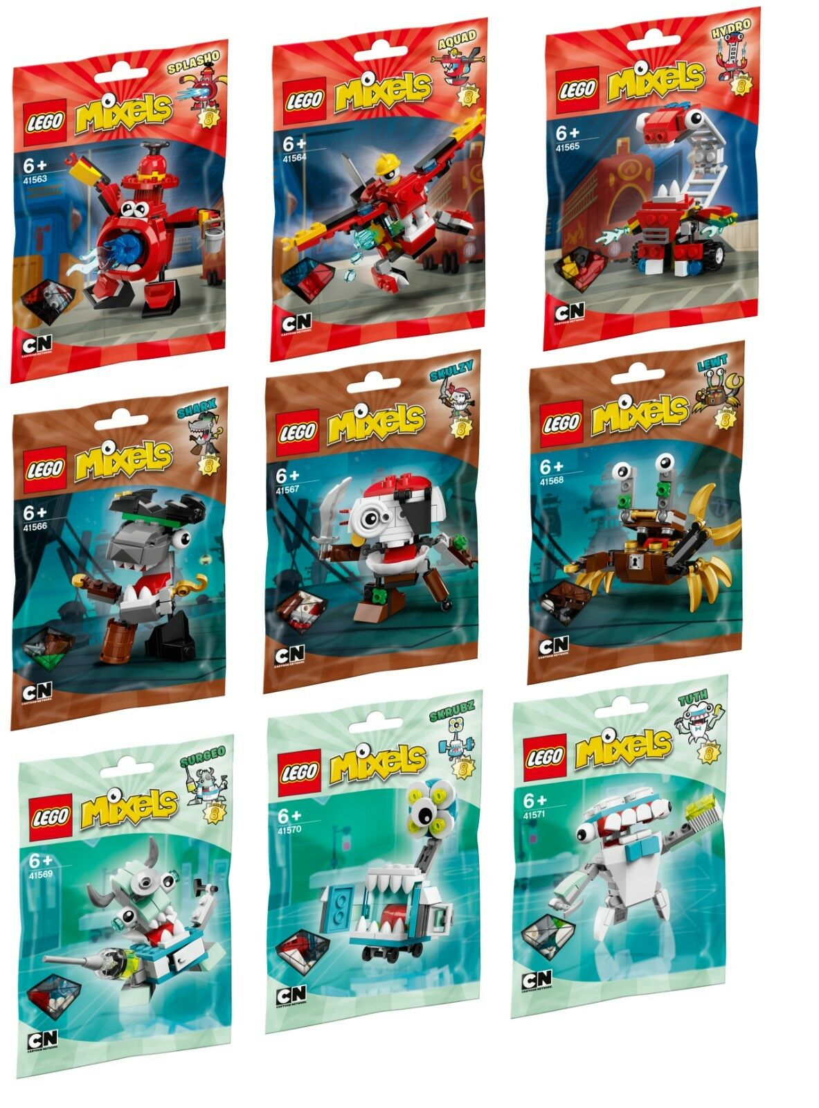 Bulk buy Lego Batch  Random 5 pieces  Internal Ref PPP100