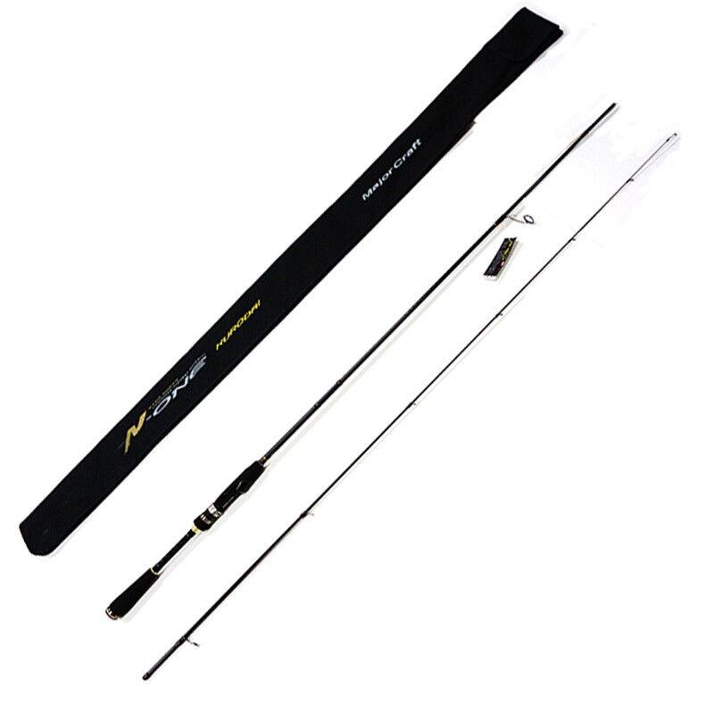 Major Craft N-ONE 2 piece rod rod rod  NSL-782L KURODAI c2168b
