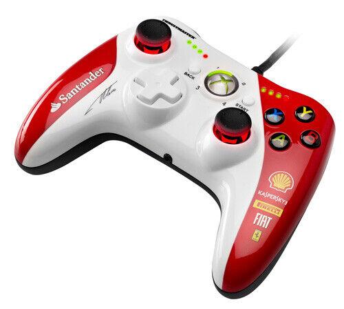 Controller GPX Lightback Ferrari F1 Edition Game Pad Thr 4460098 Thrustmaster