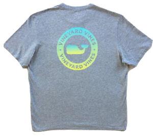 VINEYARD-VINES-Mens-Circle-Whale-Logo-Pocket-Tee-Short-Sleeve-T-Shirt-NWT-XL