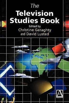 1 of 1 - The Television Studies Book (Hodder Arnold Publication), , Very Good Book