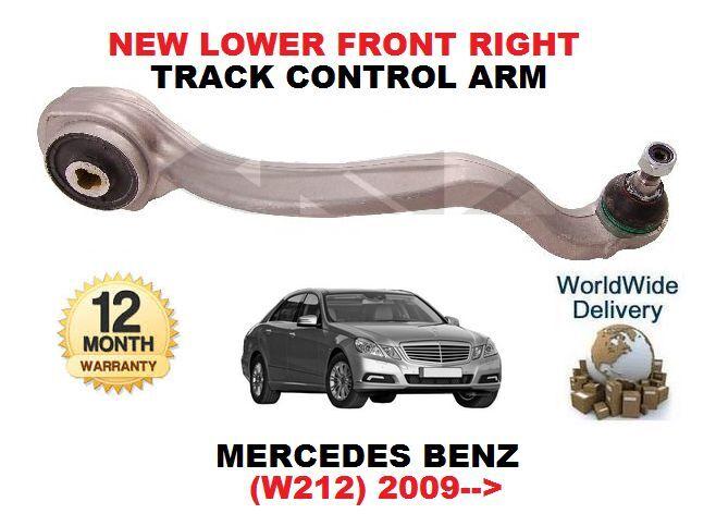 Für Mercedes E-Klasse W212 2009  Neu Unten Vorne Rechts Querlenker