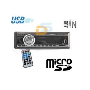 AUTORADIO-FM-STEREO-AUTO-LETTORE-MP3-USB-SD-CARD-INGRESSO-AUX-WMA-RADIO-603