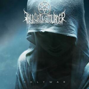 THY-ART-IS-MURDER-HOLY-WAR-SPLATTER-VINYL-LP-NEW