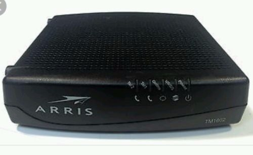 ARRIS Tm1602a DOCSIS 3 Fast Telephone Modem (optimum/cablevision Approved  Only )