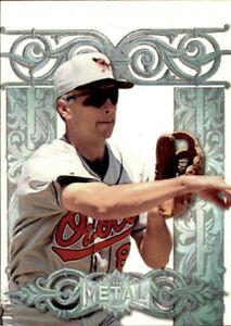 1996 Metal Universe #8 CAL RIPKEN JR. Mother Lode Baltimore Orioles