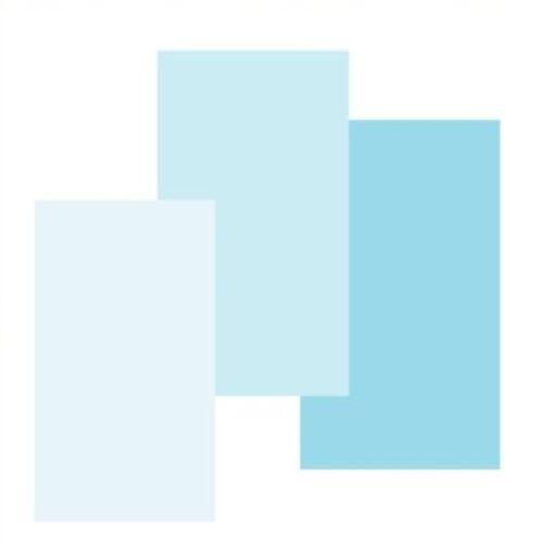 45 FEUILLES A4 couleurs assorties bleu x 3 160gm haute qualité bureau artisanat art