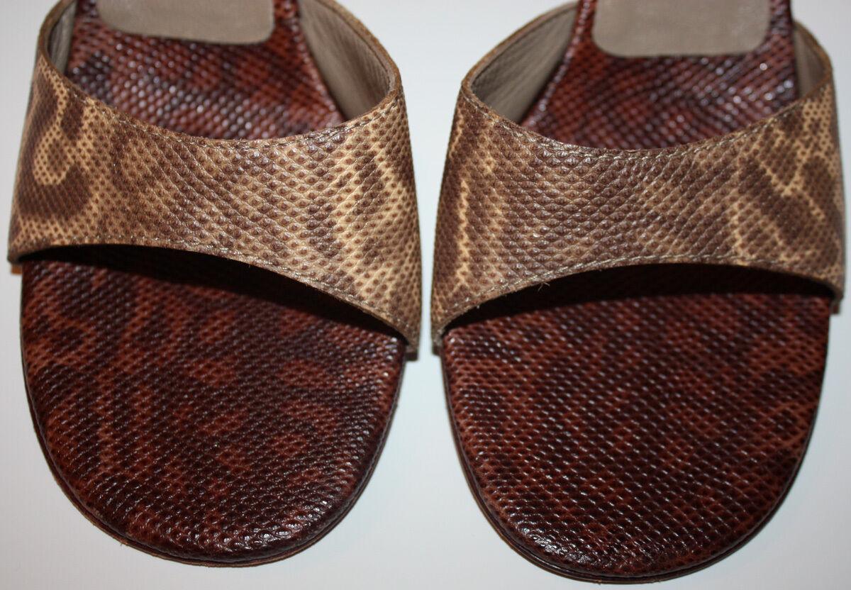 EUC Sandales Damenschuhe Vicini Giuseppe Zanotti Sandales EUC Schuhes Größe 37.5 / US 7.5 132a6e
