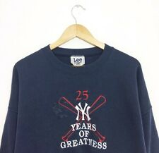 Retro 90's New York Yankees Sweater XL Sweatshirt Vintage Baseball USA