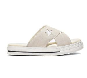 Converse One Star Sandal Slip On Egret