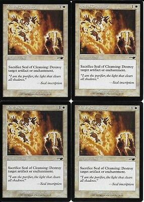 MTG Magic the Gathering The Dark Cleansing LP Light Play Condition!!