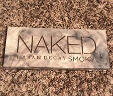 Urban Decay Naked Smoky Eye Pallet New