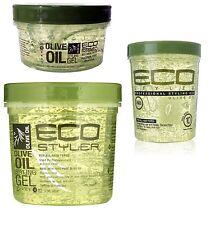 ECO Styler Gel Olive Oil Styling Hair Gel No Tack or Flakes Hair Styling Gel UK