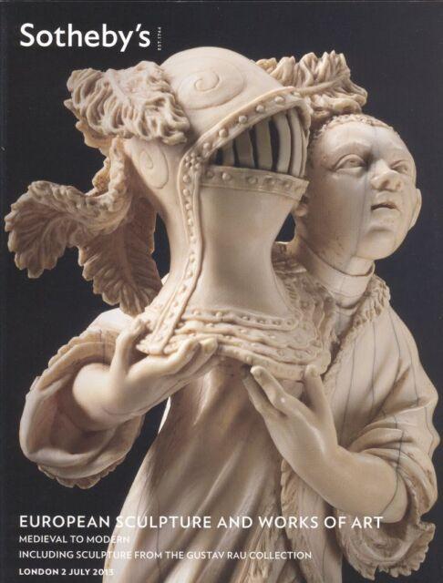 Sotheby's Catalogue European Sculpture & WOA02/07/2013  HB
