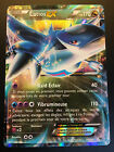 Carte Pokemon LATIOS 58/108 Holo Ultra Rare EX XY6 Française NEUVE
