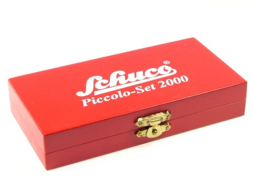 Schuco Piccolo Jahresset 2000 # 50171600
