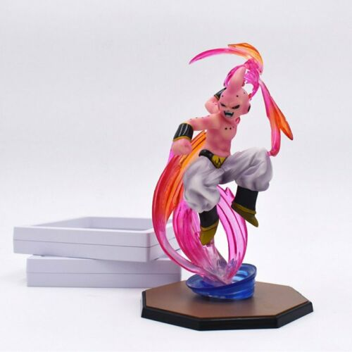 "6/"" Anime Dragon Ball Z Majin ZERO Buu Boo PVC Action Figure Toy Doll Gift In Box"