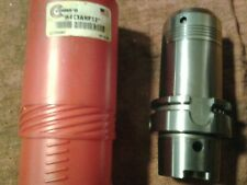 Command H4C4A0032 HSK 63A Collet Tool Holder 32mm Capacity No Nut