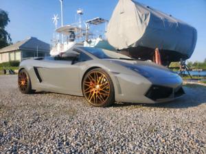 2010 Lamborghini Gallardo -