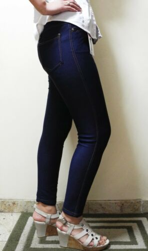 Womens Stretch fleece lined  Warm Thick collection of Tights Basic