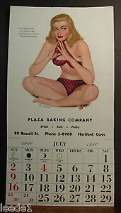 Al-Moore-July-1950-Esquire-Calendar-Out-of-Fireworks-Here-039-s-Some-Dynamite