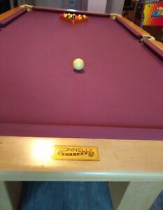 Connelly-Pool-Table-Azteca-Model-with-Deluxe-Package
