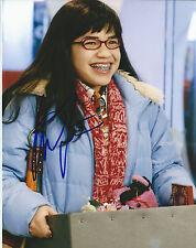 **GFA Ugly Betty *AMERICA FERRERA* Signed 8x10 Photo MH1 COA**