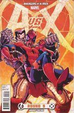 Avengers Vs X-Men #9 1:100 Stegman Variant AVX First Print Round 9 Grade 9.8