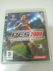 Pes 2009 Pro Evolution Soccer Messi - Set PLAYSTATION 3 PS3 sony - 3T