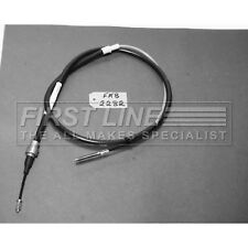 First Line Parking Hand Brake Cable Handbrake FKB2231-5 YEAR WARRANTY