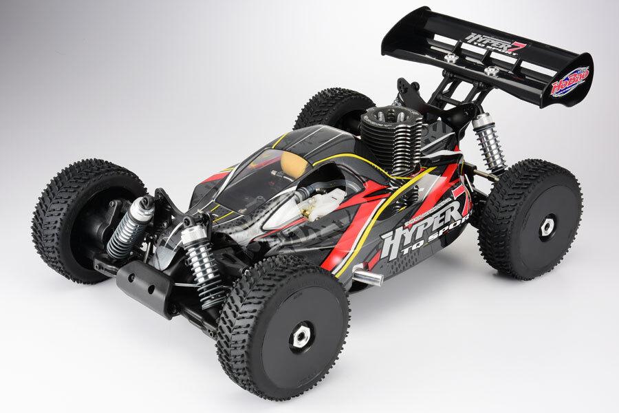 Hobao Hyper 7 TQ2 21 Turbo Motor HBM7-TQC21DG