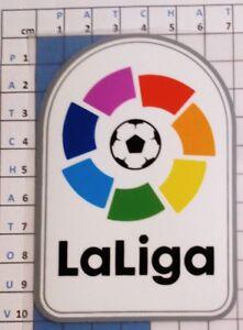 Espagne-Patch-Badge-La-liga-maillot-foot-Real-Madrid-Barcelone-Griezmann-16-19