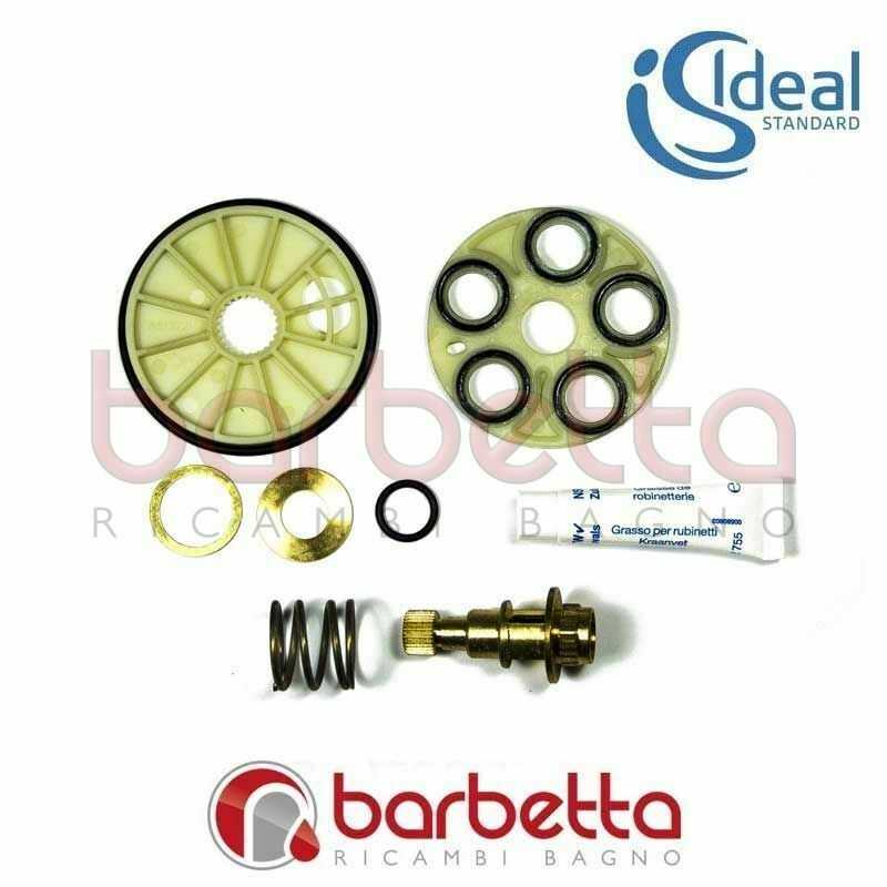 SET DI O RING PER DEVIATORE RICAMBIO IDEAL STANDARD A961086NU