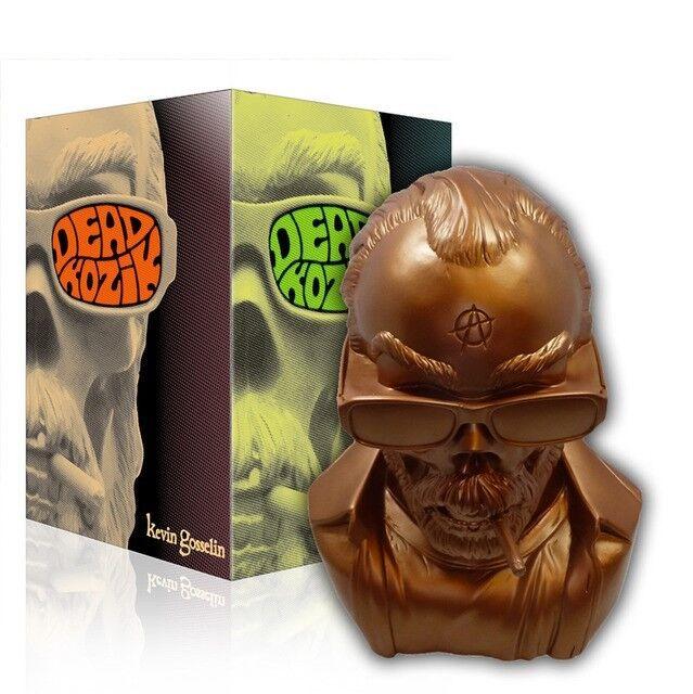 Dead Kozik Bronze Bust Ltd Edition 15