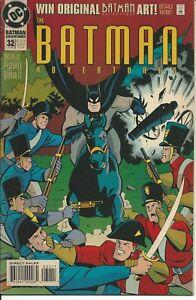 Bien éDuqué Batman Adventures N° 32 - Dc 1995 ( Comics Usa ) Gagner Les éLoges Des Clients
