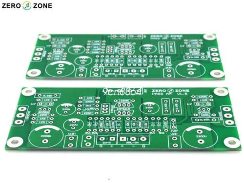 One pair PASS-AM V15 Class A 10W power amp bare PCB   amplifier PCB     R114