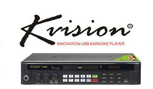 KVISION-DVD-KARAOKE-ADVANCE-USB-TECHNOLOGY-KARAOKE-SYSTEM