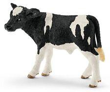 Schleich 13798 Holstein Dairy Calf Model Toy Cattle Cow Figurine 2016 - NIP
