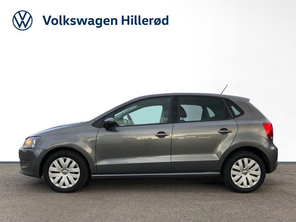 VW Polo 1,2 70 Trendline BMT Benzin modelår 2011 km 134000