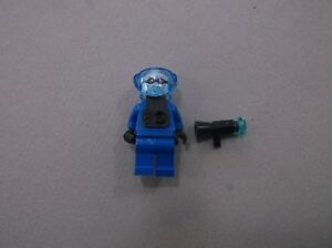 LEGO-Batman-ORIGINAL-MR-FREEZE-Minifig-Minifigure-7783-Lot-F65